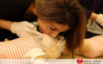 Εκπαίδευση Πρώτων Βοηθειών-Επείγουσα Πρώτη Βοήθεια για Παιδί & Βρέφος